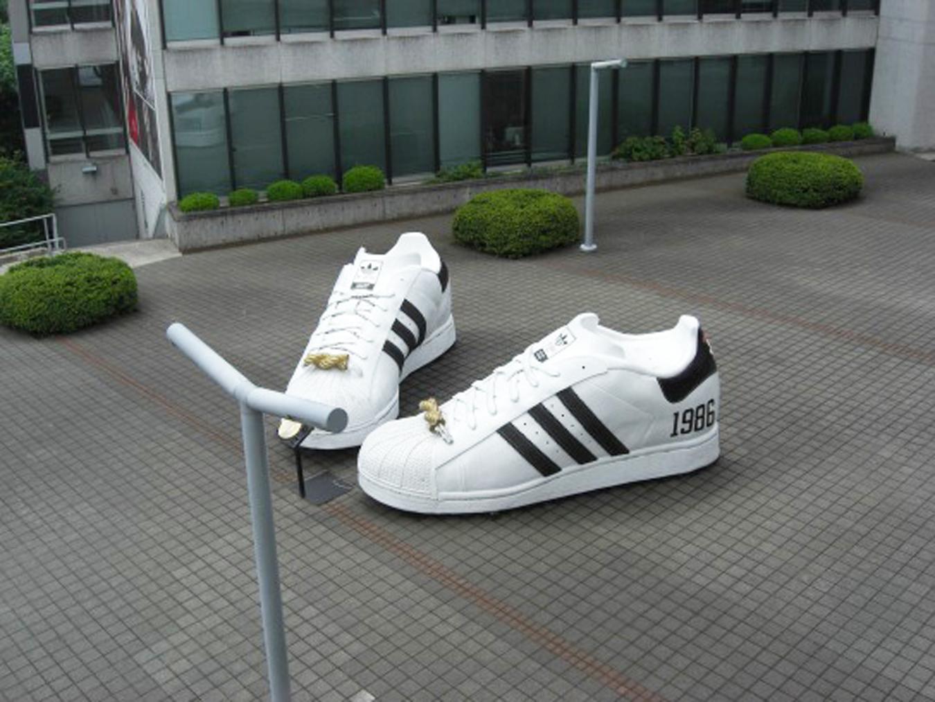 pensoleography / adidas calzature design accademia leo ochoa design